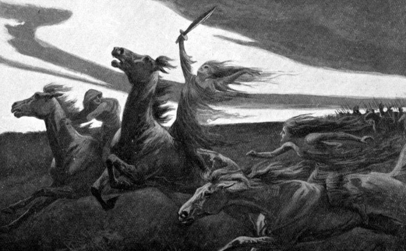 Nordic Nights and Northern Lights: Viking Women